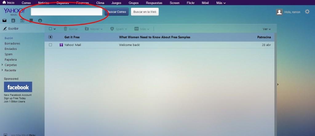 Cómo eliminar mensajes en Yahoo