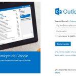 Cómo redireccionar correos de Outlook (Hotmail) a Gmail
