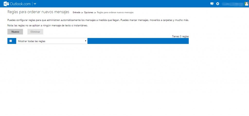 Cómo crear una Carpeta y Guardar Correos en Outlook (Hotmail)