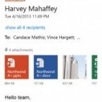 Aplicación para manejar Hotmail (outlook.com) en IOS y Android