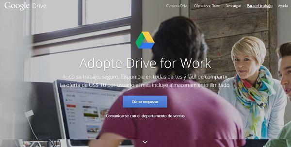 ¿Qué es y para qué sirve Google Drive?