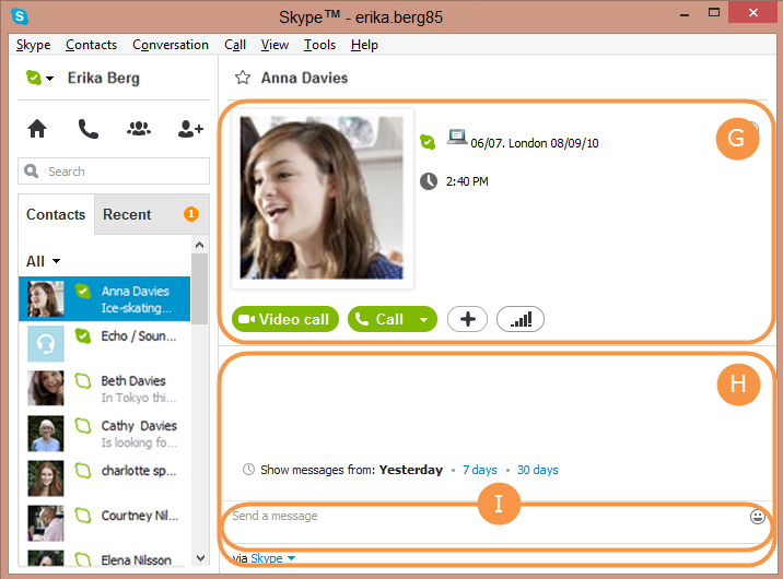 ¿Cómo usar Skype?