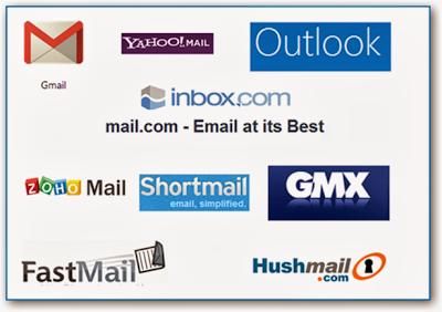 Los 9 proveedores de correo gratis