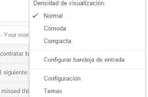 Ideas y sugerencias a Gmail
