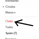 Como administrar el historial de chat de Gmail