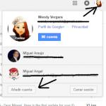 Inicia sesión en varias cuentas de Gmail al mismo tiempo