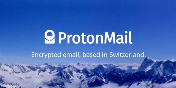 Actualiza sus Funciones Protonmail para el Resguardo de la Información