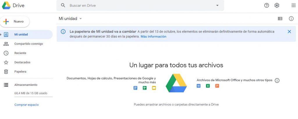 método para enviar imágenes y videos por gmail