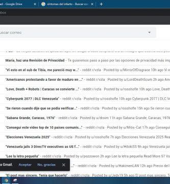 cómo archivar un correo gmail