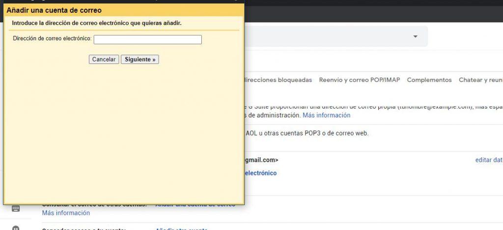 pasos para crear cuenta gmail institucional