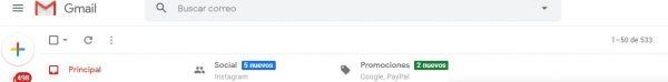 cómo enviar un correo gmail con imágenes y videos