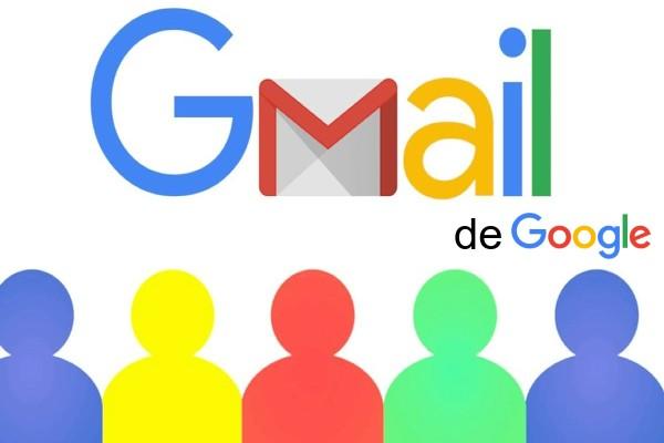 Servicios de correo Gmail
