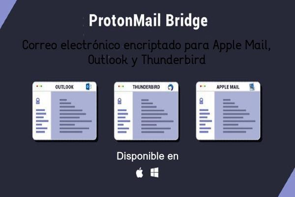 ProtonMail bridge