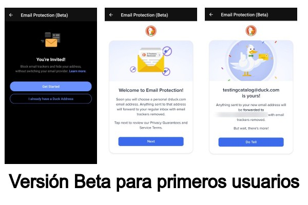 email protection Version beta